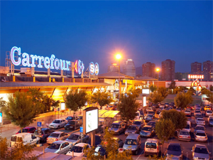 Carrefour Icerenkoy, Turkey
