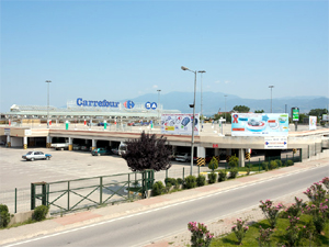 Carrefour Izmit, Turkey
