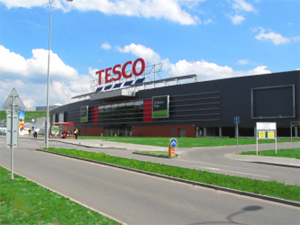 Portfolio TESCO, Czech Republic